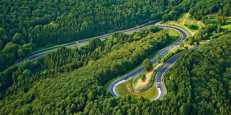 Nürburgring Steckenplan